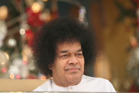 Sai Baba, Christmas Day